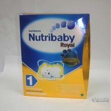 NUTRIBABY ROYAL PRONUTRA 1 KOTAK 400 GR 8990057746100