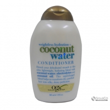 OGX CONDITIONER  COCONUT WATER 385 ML 022796914323