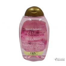 OGX HEAVENLY CHERRY BLOSSOM SHAMPOO 385 ML 1015060020838 022796900807