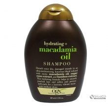 OGX MACADAMIA OIL SHAMPOO 385 ML 1015060020845 022796916938