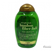 OGX STREGTH &BODY BAMBOO FIBER 385 ML 1015060020835 022796907011