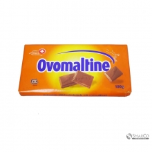 OVOMALTINE CHOCOLATE BAR 100 GR 76121043
