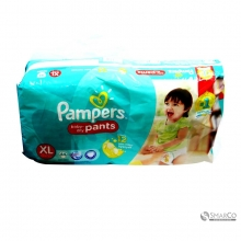 PAMPERS BABY DRY PANTS XL44 1015020010116 4902430601252