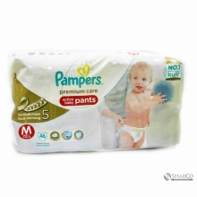 PAMPERS PREMIUM PANTS M46 1015020010110 4902430613262