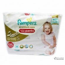 PAMPERS PREMIUM PANTS XXL28 1015020010113 4902430635424