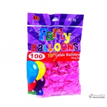 PARTY BALOONS BALON KARET WARNA 24348050 3034110010677
