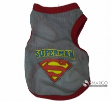 PET SHIRT SUPERMAN NO. 222 SIZE XS 24337008