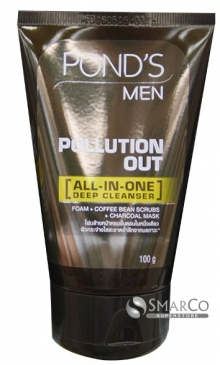 PONDS MEN POLLUTION OUT 100 ML 8999999041656