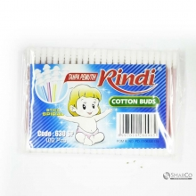 RINDI COTTON BUD SQ 100 STICK SPIRAL COT 6061010060884 8997010280985