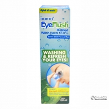 ROHTO EYE FLUSH 1016060030008 8992821101108