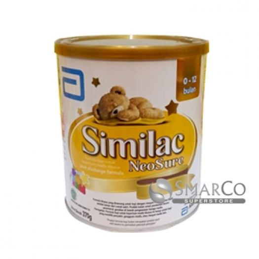 SIMILAC NEOSURE POWDER 370 GR 8427030001258