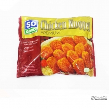 SO GOOD SG CHICKEN NUGGET PREMIUM 400 GR 1017140060084 8993110052217