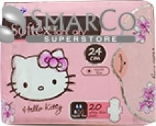 SOFTEX SDX LIGHT AIRY HELLO KITTY 24 CM 1011050030109 8992959304259