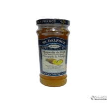 ST.DALFOUR PINEAPPLE & MANGO SPREAD 284 GR 084380958342