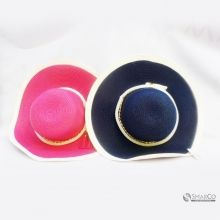 STRAW HAT 4 COLORS MIX R1703160836  8992017313353