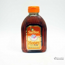 SUE BEE ORANGE HONEY KINGLINE 16 OZ 1014180030116 018700003146