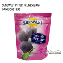 SUNSWEET PITTED PRUNES (BAG) 070450021955
