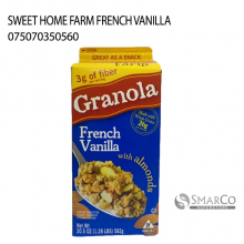 SWEET HOME FARM FRENCH VANILLA 075070350560