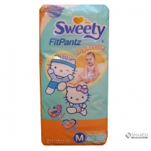 SWEETY PANTS M 60 SHEET 8992959508923 1015020030137