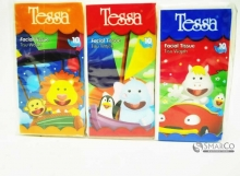 TESSA FACIAL TISSUE 6X 10 SHEET 1011060020031 8992931006256