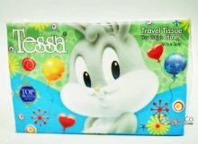 TESSA TRAVEL TISSUE BKS 50 SHEET 1011060040007 8992931005099
