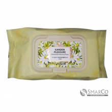 THE SAEM GARDEN PLEASURE CHAMOMILE CLEANSING TISSUE 8806164139295.
