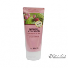 THE SAEM NATURAL CONDITION CLEANSING FOAM (MOISTURE) 8806164145081