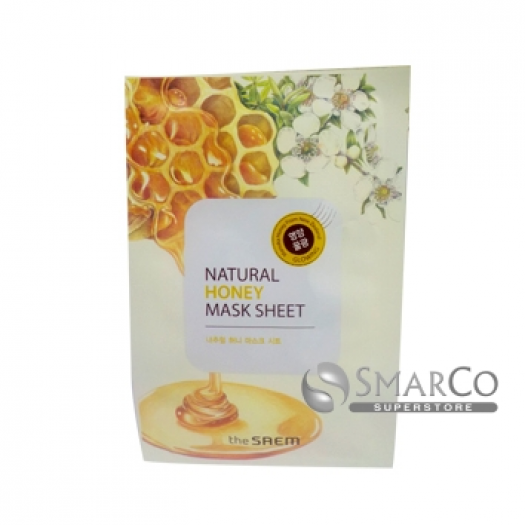 THE SAEM NATURAL HONEY MASK SHEET 8806164115596