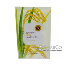 THE SAEM NATURAL RICE MASK SHEET 8806164130414