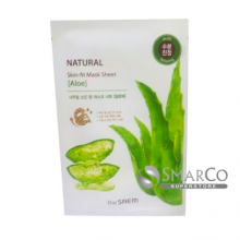 THE SAEM NATURAL SKIN FIT MASK SHEET ALOE 8806164142721
