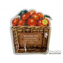 THE SAEM NATURAL TOX TOMATO MASK SHEET 8806164131015