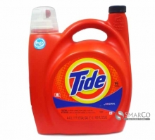 TIDE LIQUID LAUNDRY DETERGENT HE ORIGINAL 037000230687