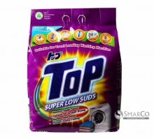 TOP CONCENTRATED DETERGENT  SUPER LOWS SUDS 2.8 KG 8888300304002