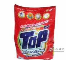TOP DETERGENT POWDER SUPER WHITE 2.5 KG 8888300300288