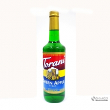 TORANI GREEN APPLE BOTOL 750 ML 1012040010088 089036311915