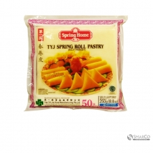 TYJ OS SPRING ROLL SKIN PASTRY 5`,  50#PK 250 GR 8888003125508