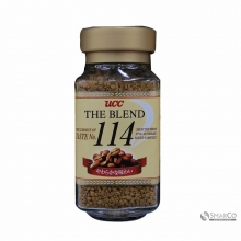 UCC IC THE BLEND 114 NEW 100 GR 1012050010184 4901201103797