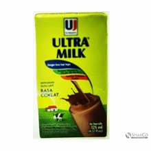 ULTRA MILK CHOCOLATE KOTAK 125 ML 1014110060028 8998009010590