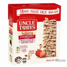 UNCLE TOBY CHEWY CHOCO CHIP 185 GR 9310060406942
