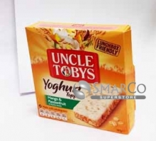 UNCLE TOBY YOGHURT MANGO PASSION FRUIT 185 GR 9310060406997