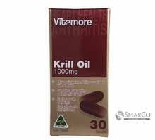 VITAMORE KRILL OIL 1000 MG 9316254865410