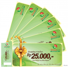 VOUCHER BELANJA SMARCO SUPERSTORE 25.000