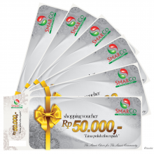 VOUCHER BELANJA SMARCO SUPERSTORE 50.000