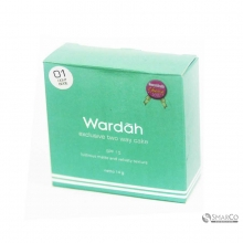WARDAH EXCLUSIVE TWC 01 14 GR 1015050030146 8993137678902