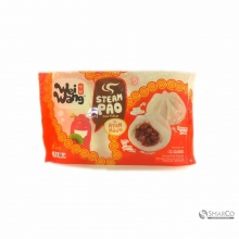 WEI WANG STEAM PAO AYAM MADU 6 PCS 1017140010009 8997032111236