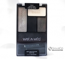 WET N WILD COLOR ICON EYE SHADOW PALLETE TUNNEL VISION 1015050010611 4049775539212
