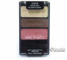 WET N WILD COLOR ICON EYE SHADOWTRIO SWEET AS CANDY 4049775538123