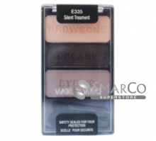 WET N WILD COLOR ICON EYESHADOW TRIO SILENT TREATMENT 10150500105674049775533500