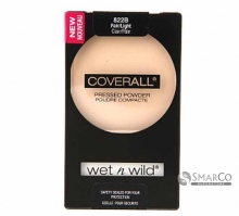 WET N WILD COVER ALL PRESSED POWDER FAIR 4049775582126