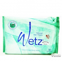 WETZ GENERAL WIPES GREEN 30 SHEET 1011060070870 8991212301424